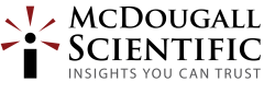 McDougall Scientific: Insights You Can Trust - logo