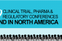 87 Clinical Trial, Pharma Conferences in North America for 2019